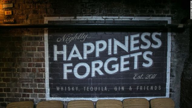 12. Happiness Forgets worlds best bar awards