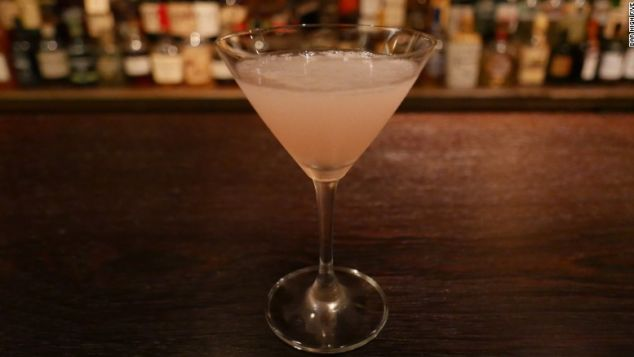 13. Bar High Five world's best cocktail awards