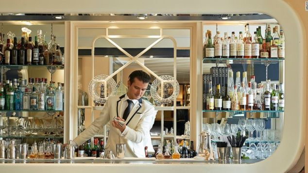 American Bar at the Savoy: World's Best Bar in 2017.