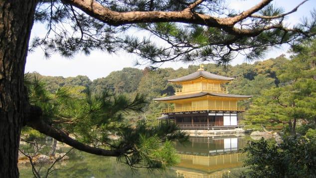 chùa Nhật Bản kyoto