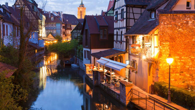 travel and leisure euro village colmar