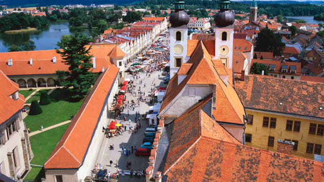 travel and leisure euro village  telc