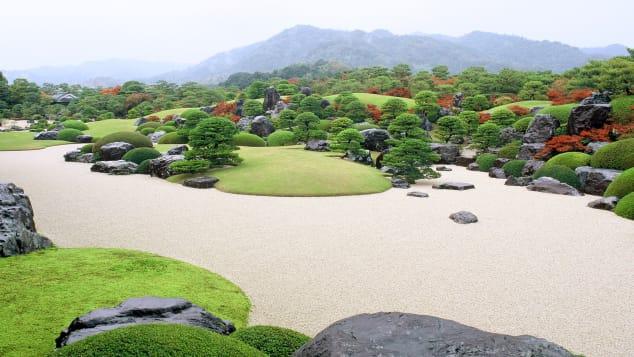 Bảo tàng Adachi Nhật đẹp