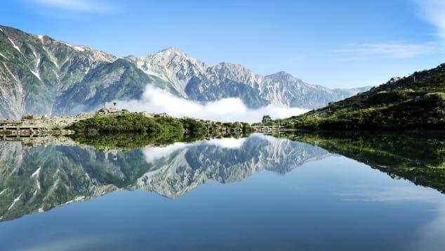 đẹp Nhật Bản Happo Ao Nagano