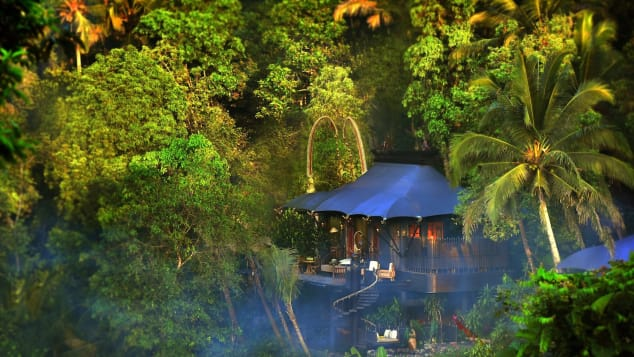 4. Capella Ubud new asia resorts