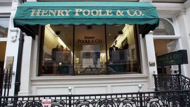 tips from tailors - henry poole - dan kitwood getty images