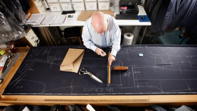 tips from tailors - savile 4 - dan kitwood getty images