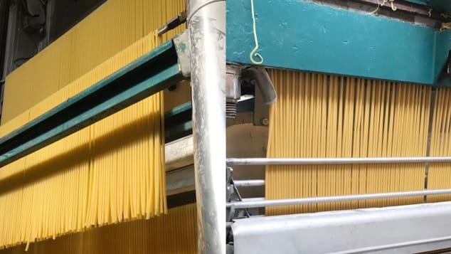 Verrigni pasta