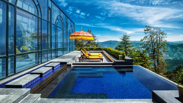 Wildflower Hall, Shimla in the Himalayas, An Oberoi Resort