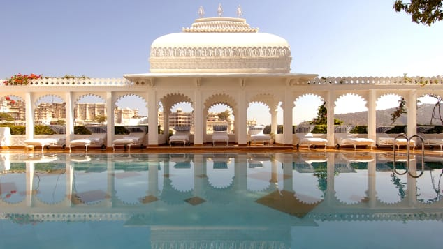 Ultimate hotels in India Taj Lake Palace