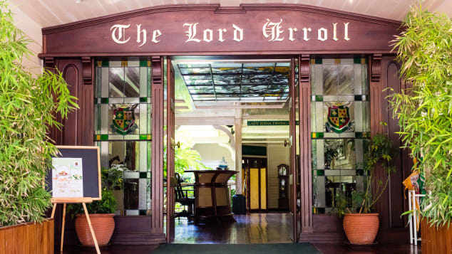 Lord Erroll restaurant - Nairobi