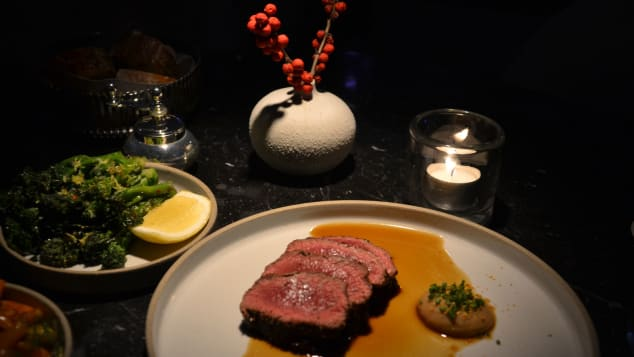 Jean Georges at The Connaught