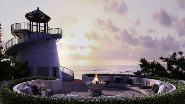 Lighthouse - Seychelles