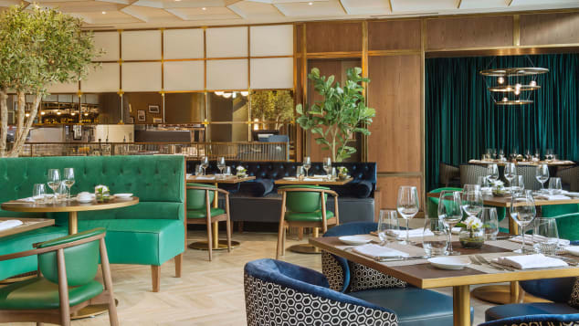 Galvin Dubai restaurant