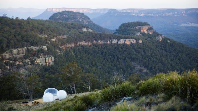 Australia Bubbletents New South Wales