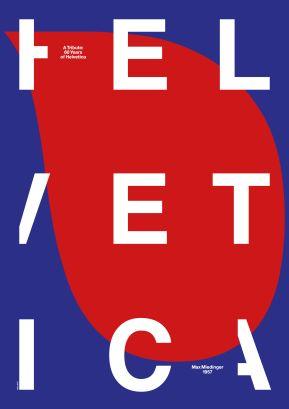 atlas helvetica poster