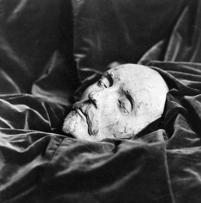 death masks 5