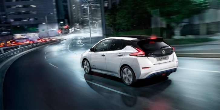 Nissan electric leaf