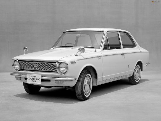 Toyota corolla classic