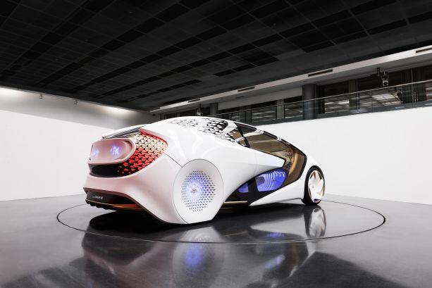 Toyota Concept-i 3