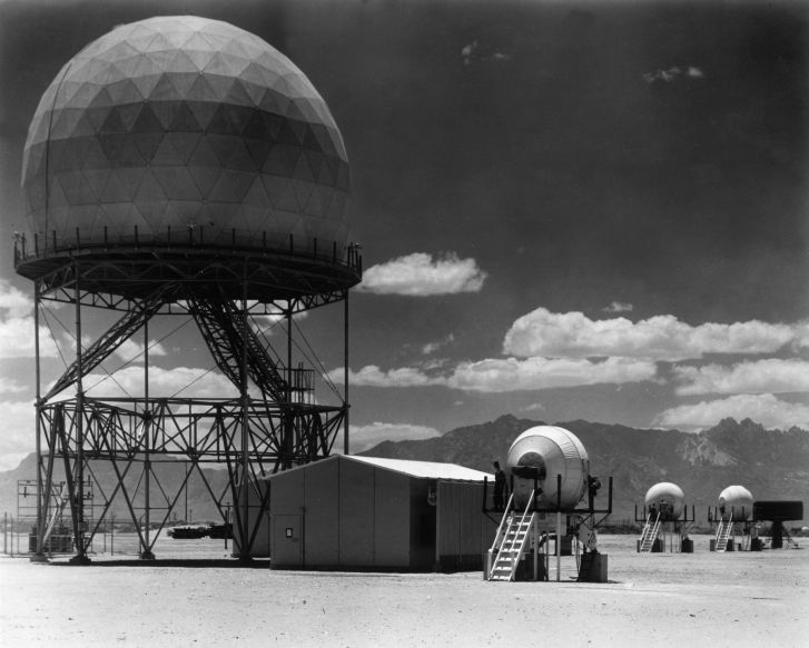 CITE will be constructed close to the White Sands missile range, where the first atomic bombs were tested.