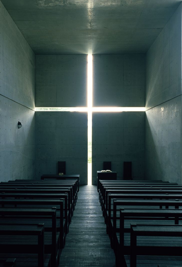 Church of the Light, Osaka
