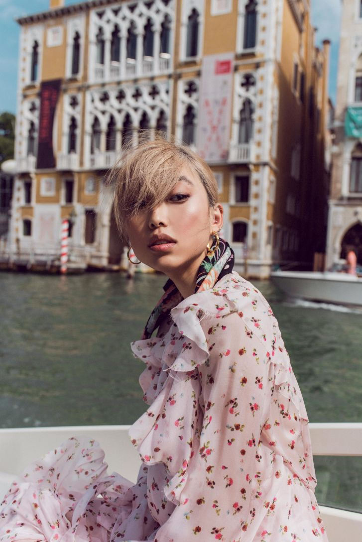 """""""It's not my career to be an 'Instagrammer' -- those are just platforms I use to share my work with my audience,"""" says Zhang, who has almost 1 million followers on Instagram."""