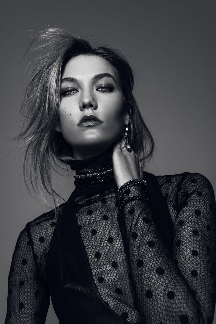 Karlie Kloss, photographed by Margaret Zhang.
