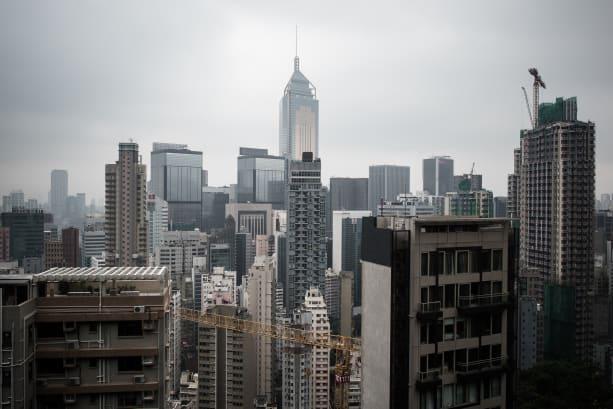 hong kong apartments condensed