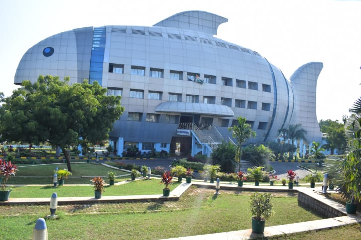 This National Fisheries Development Board (NFDB) in Hyderabad, India