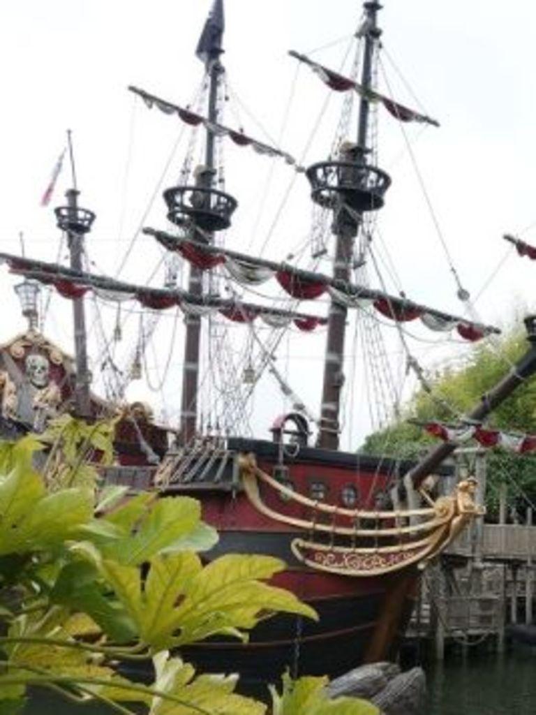 Yo-ho-ho! International Talk Like a Pirate Day is upon us!