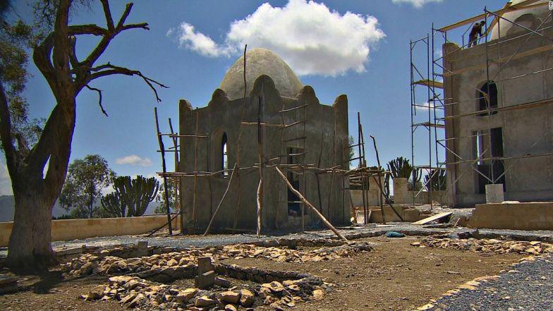 Ethiopia religious sites Negash