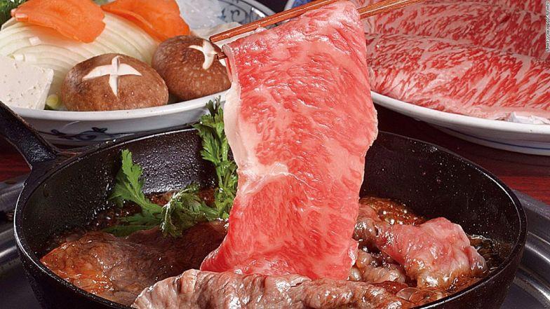 Japan food4 Mie Matsusaka Beef ©Matsusaka Beef:©JNTO