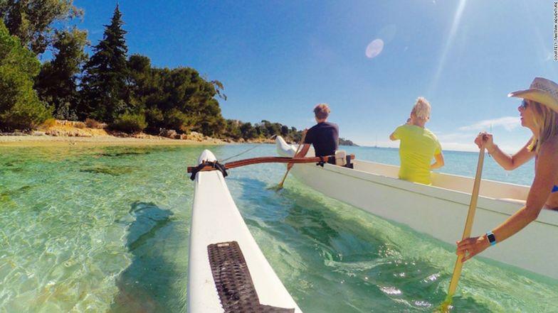 Cannes city guide c. Tahitian Adventure III