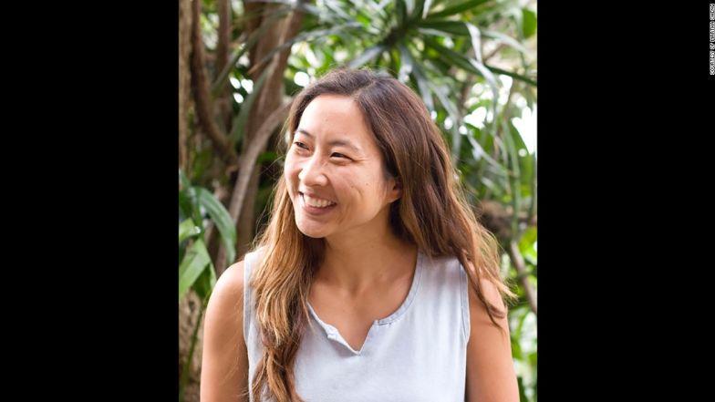Cookbook author Martha Cheng