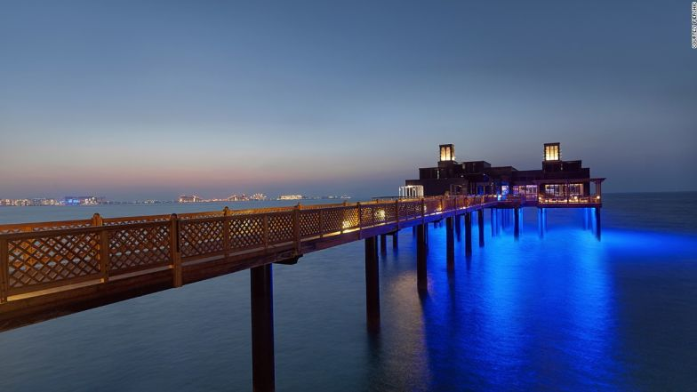 Pierchic Restaurant Dubai