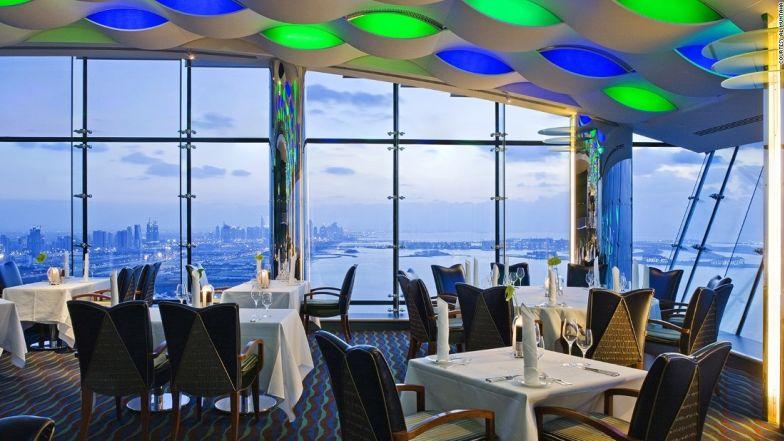 Al Muntaha Restaurant Dubai