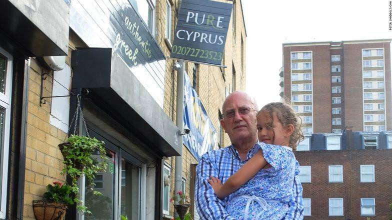 Pure Cyprus restaurant