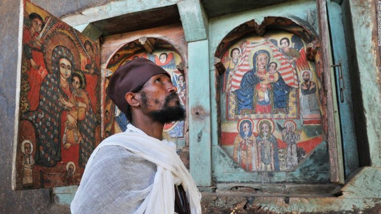 Is Ethiopia the final resting place of the Ark of the Covenant?