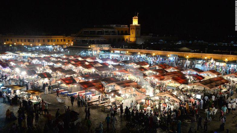 The world's most mesmerizing market.