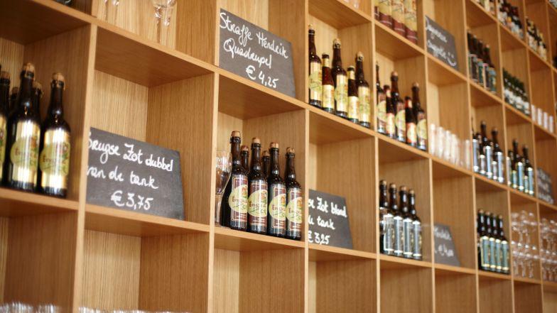 Best Belgian brewery tours De Halve Maan beer
