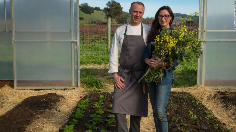 Kyle and Katina Connaughton run SingleThread, the restaurant breathing new life into farm-to-table dining.