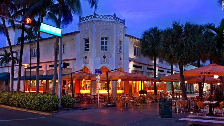 NYC restaurants in Miami sushi samba
