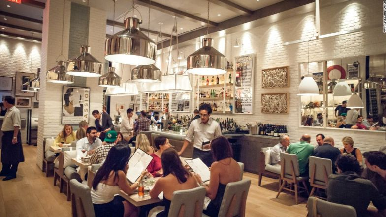 NYC restaurants in Miami The Dutch