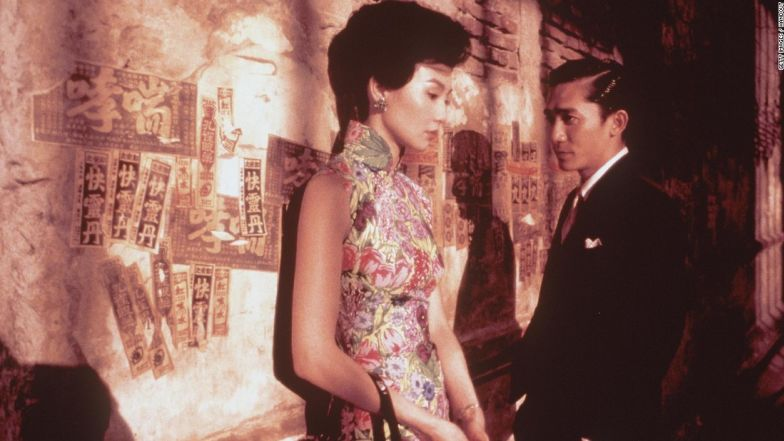 "Linva's cheongsams were worn by Maggie Cheung in ""In The Mood For Love."""