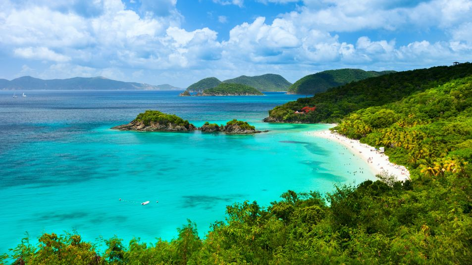 Ravaged by Hurricanes, Virgin Islands National Park Reopens Beaches